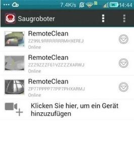 Staubsauger-Roboter Sichler NC-5750-919