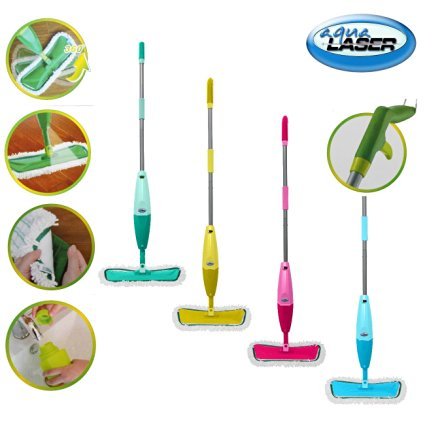 Aqua Laser Spray Mop 360