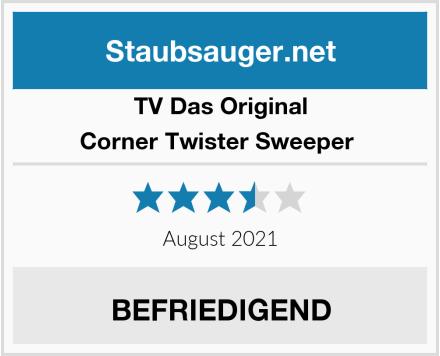 TV Das Original Corner Twister Sweeper  Test