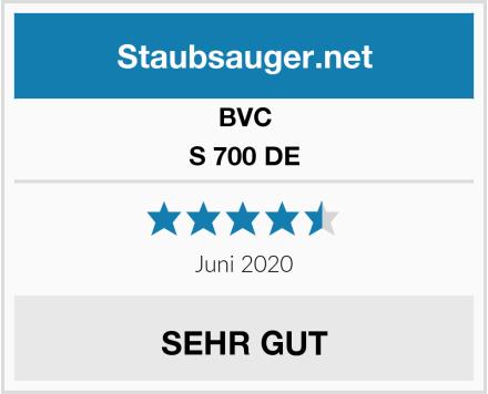 BVC EBS S700 DE Test