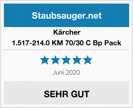 Kärcher 1.517-214.0 KM 70/30 C Bp Pack Test