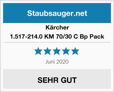 Kärcher 1.517-214.0 KM 70/30 C Bp Pack Test