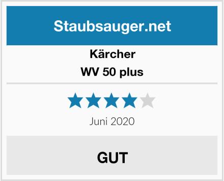 Kärcher WV 50 plus Test