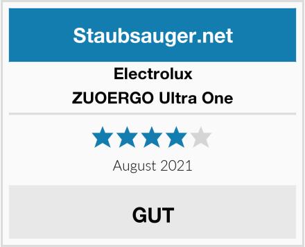 Electrolux ZUOERGO Ultra One Test