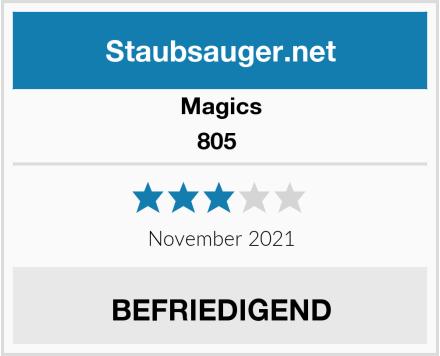 magics 805  Test