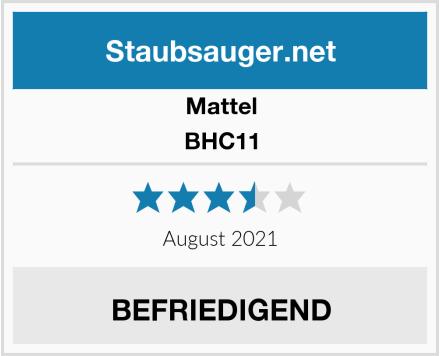 Mattel BHC11 Test