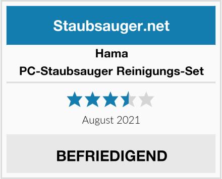 Hama PC-Staubsauger Reinigungs-Set Test