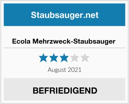 No Name Ecola Mehrzweck-Staubsauger  Test