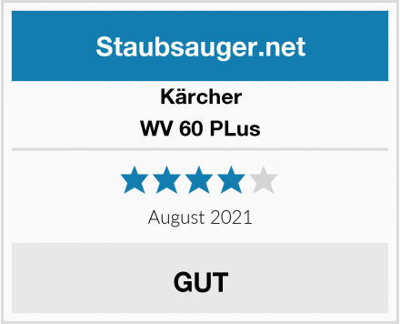 Kärcher WV 60 PLus Test