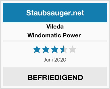 Vileda Windomatic Power  Test