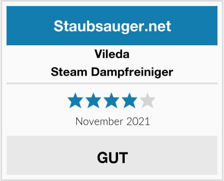 Vileda Steam Dampfreiniger  Test