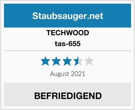 TECHWOOD tas-655 Test