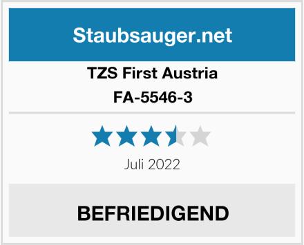 TZS First Austria FA-5546-3 Test