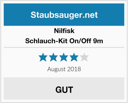 Nilfisk Schlauch-Kit On/Off 9m Test