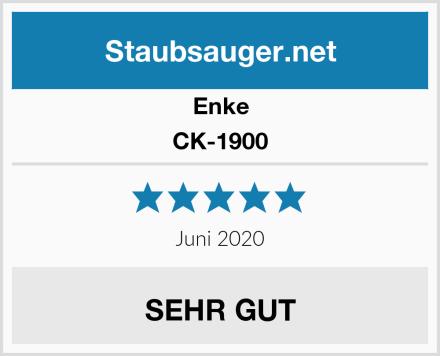 enke CK-1900 Test