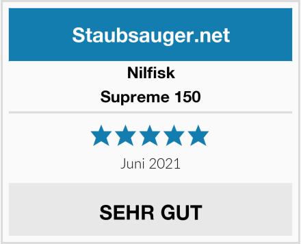 Nilfisk Supreme 150 Test