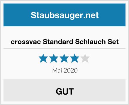 crossvac Standard Schlauch Set Test