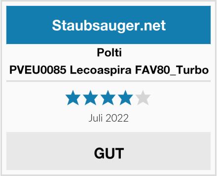 Polti PVEU0085 Lecoaspira FAV80_Turbo Test