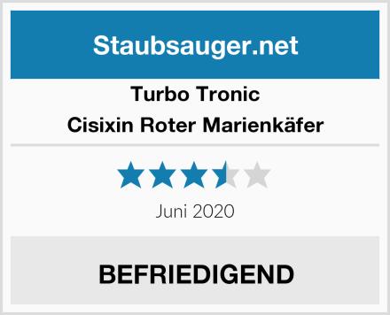 Turbo Tronic Cisixin Roter Marienkäfer Test
