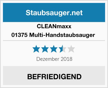 Clean Maxx 01375 Multi-Handstaubsauger  Test