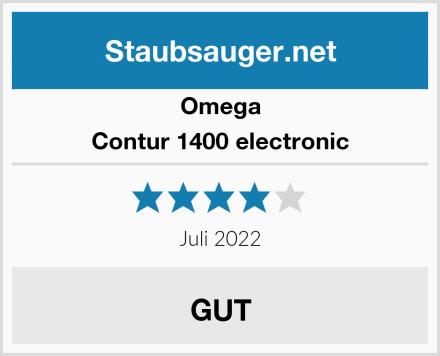 Omega Contur 1400 electronic Test