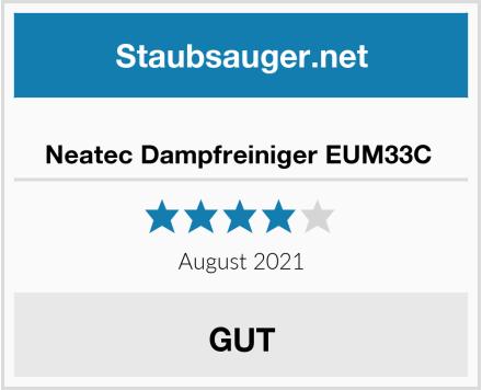 No Name Neatec Dampfreiniger EUM33C  Test