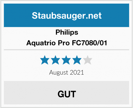 Philips Aquatrio Pro FC7080/01 Test