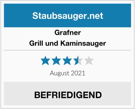 Grafner Grill und Kaminsauger Test