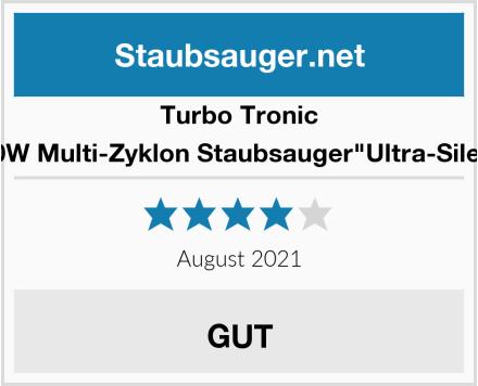 "Turbo Tronic 900W Multi-Zyklon Staubsauger""Ultra-Silent"" Test"