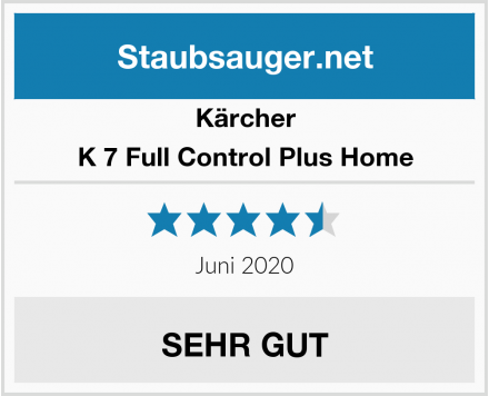 Kärcher K 7 Full Control Plus Home Test