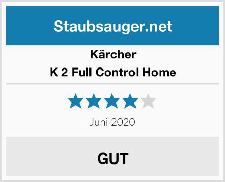 Kärcher K 2 Full Control Home Test