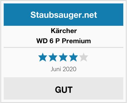 Kärcher WD 6 P Premium Test