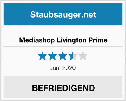 Mediashop Livington Prime Test