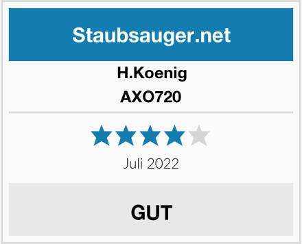 H.Koenig AXO720 Test