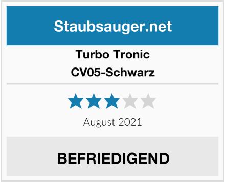 Turbo Tronic  CV05-Schwarz Test