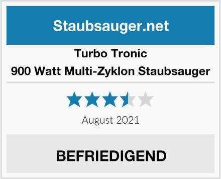 Turbo Tronic  900 Watt Multi-Zyklon Staubsauger Test