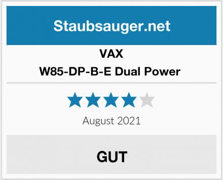 VAX W85-DP-B-E Dual Power  Test