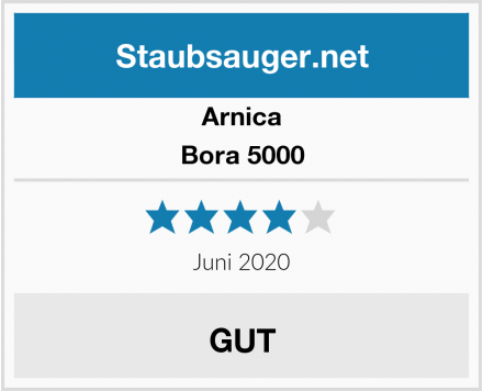 Arnica Bora 5000 Test