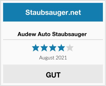 Audew Auto Staubsauger  Test