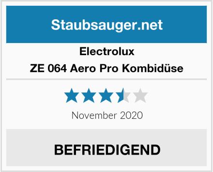 Electrolux ZE 064 Aero Pro Kombidüse Test
