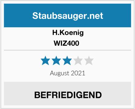 H.Koenig WIZ400  Test