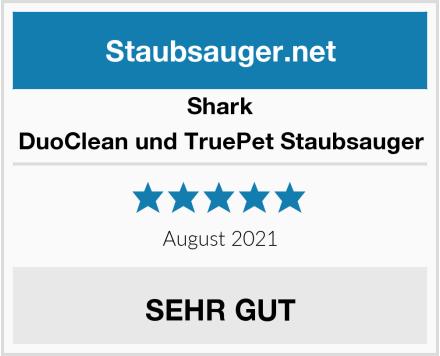 Shark DuoClean und TruePet Staubsauger Test