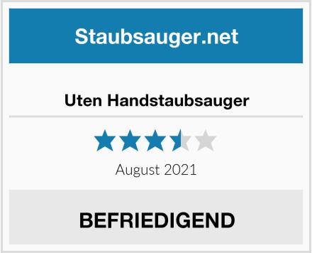 No Name Uten Handstaubsauger Test