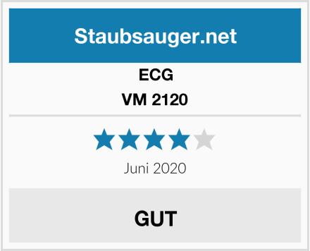 ECG VM 2120 Test