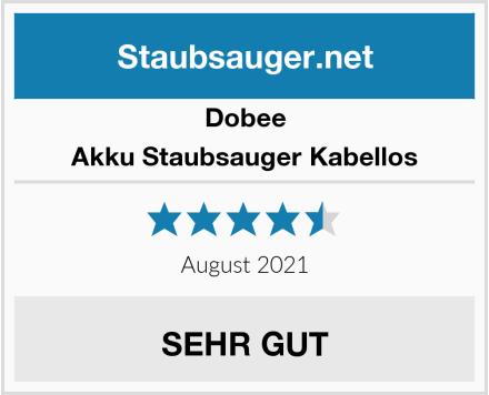 Dobee Akku Staubsauger Kabellos Test