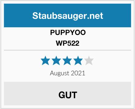 PUPPYOO WP522 Test