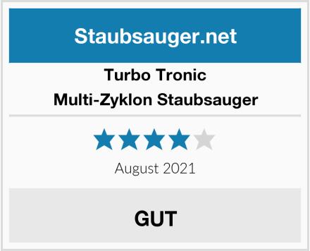 Turbo Tronic Multi-Zyklon Staubsauger Test