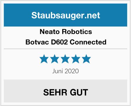 Neato Robotics Botvac D602 Connected Test