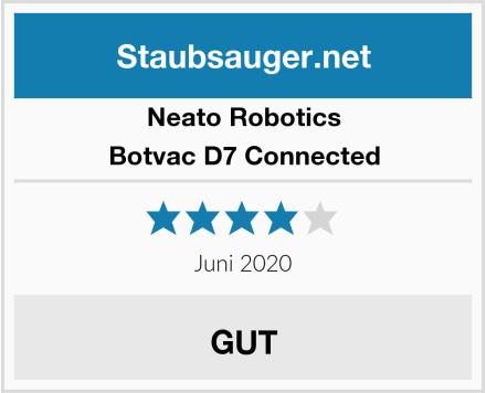 Neato Robotics Botvac D7 Connected Test