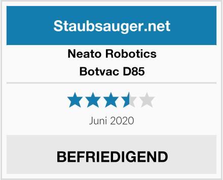 Neato Robotics Botvac D85 Test